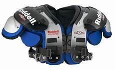 Riddell Sizing Charts Shoulder Pads Shoulder Pad Riddell Evolution Ev68 Lb Fb Pads
