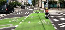 Cycle Track Design Seattle Broadway Cycle Track Alta Planning Design