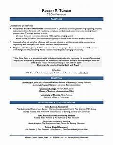 Awards For Resume Award Winning Ceo Sample Resume Ceo Resume Writer
