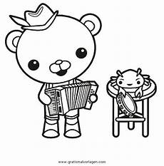 Oktonauten Malvorlagen Quest Oktonauten 1 Gratis Malvorlage In Comic Trickfilmfiguren