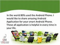 Amazing Android Applications Top 10 Amazing Android Application For Your Android Smart
