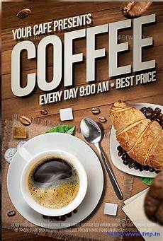 Cafe Flyer Template 50 Best Coffee Shop Flyer Print Templates 2020 Frip In
