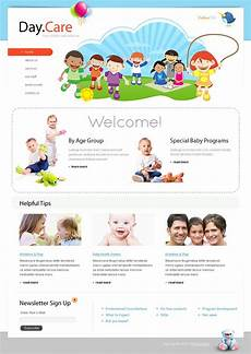 Daycare Template Day Care Website Template 28940