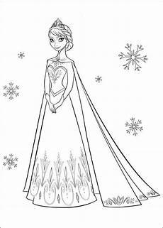 Ausmalbilder Prinzessin Elsa Und Malvorlage Die Eiskonigin Frozen Ausmalbild Eisk 246 Nigin