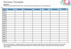 Daily Timetable Template Daily Study Timetable For Students Top Form Templates