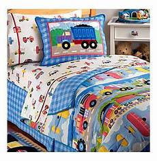 trains planes trucks bedding collection by olive