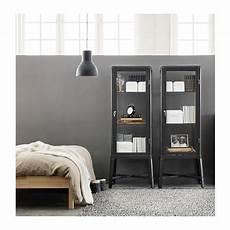 Schlafzimmer Vitrine by Fabrik 214 R Vitrine Dunkelgrau Ikea 57 X 150 Cm 199