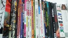 Art Design Book My Art Book Collection Youtube