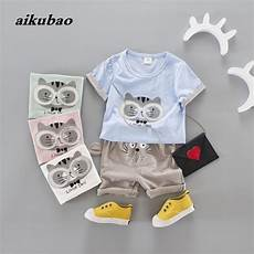 5t boys summer clothes 2018 new children products baby boys clothing sets