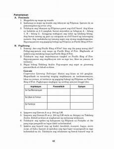 K To 12 Grade 4 Teacher S Guide In Araling Panlipunan Q1 Q4