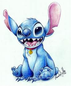 stitches drawing stitch by nor renee on deviantart