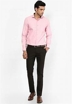 Light Pink Shirt What Color Pants Men S Guide To Perfect Pant Shirt Combination Looksgud In