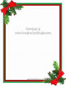 Microsoft Christmas Borders Free Christmas Border Templates Customize Online Then