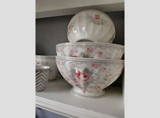 GreenGate Stoneware bowls Sophie Vintage in 2019   Pottery