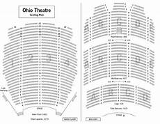 Ohio Theater Columbus Ohio Seating Chart Possible Art Or Wallpaper Idea The Safety Dance Pinterest