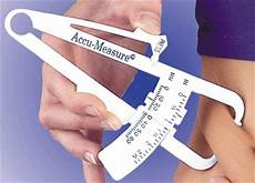 Fat Caliper Test Calculating Body Fat Composition Emily Chirnside