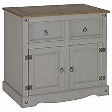mercers furniture trade corona premium grey wax 2 door