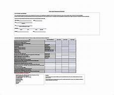 Bid Sheet Template Free Bid Sheet Template 10 Free Word Pdf Documents