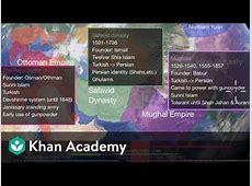 Ottoman, Safavid and Mughal Empires   World History   Khan