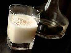 rich and frothy holiday eggnog with an electric mixer or
