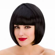 bob peruukki hair bob wig fringe fancy dress
