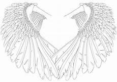 Drawing Of Angel Wings Pin By Morgan Walters On Tattoos Angel Wings Drawing