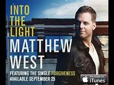 Matthew West Into The Light Youtube Matthew West Into The Light Official Album Trailer