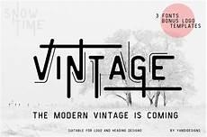 Modern Fonts For Logo Vintage Modern Typeface Display Fonts Creative Market