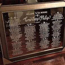 Cricut Wedding Seating Chart Final Seating Chart Ready For Pickup Next Up Kraft Paper