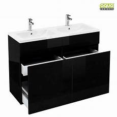 aqua cabinets d450 two drawer cabinet with 1200mm