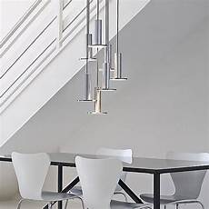 Cielo Light Fixture Pablo Designs Metallics Cielo Led Multi Light Pendant