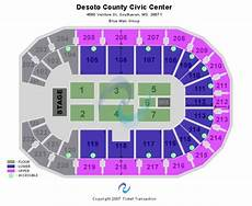 Landers Center Seating Chart Map Landers Center Tickets In Southaven Mississippi Landers