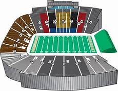 Vanderbilt Stadium Seating Chart View Football Seating Chart Vanderbilt University Athletics