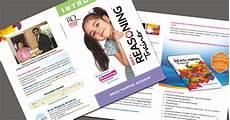 Education Leaflet Design Brochure Designs
