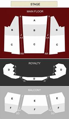 Murat Theater Seating Chart Murat Theatre Indianapolis In Seating Chart Amp Stage