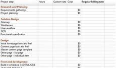 Website Planning Template 10 Useful Google Docs Templates For Web Amp Mobile App Designers