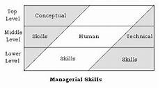 Types Of Managerial Skills Management Managerial Skills