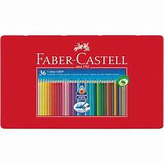 Faber Castell Malvorlagen Uk Faber Castell Tin Of 36 Colour Grip 2001 Pencils