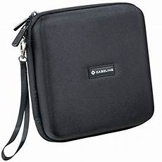 cases for cd caseling portable hard carrying travel storage case for