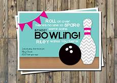 Free Printable Bowling Party Invitations For Kids Cute Bowling Party Invitation Printable Party Pack From