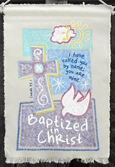Diy Church Banners Beautiful Large Baptism Banner From Glorybebanners Com