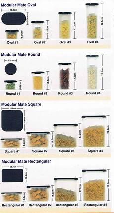 Modular Mates Chart Tupperware India Tupperware Storage Combos