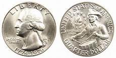 1932 D Quarter Value Chart 1976 S Washington Quarters 40 Silver Bicentennial Design