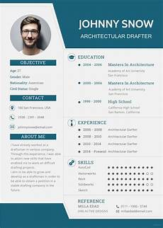 Simple Free Samples 7 Draftsman Resume Templates Free Word Pdf Document