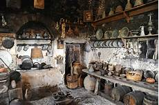 Ancient Kitchen Designs An Ancient Traditional Kitchen In Meteora Japanese
