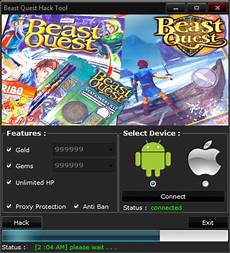 beast quest hack tool update hacks