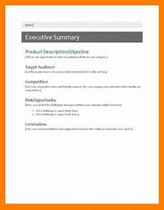 How A Resume Looks Like 7 What Does An Executive Summary Look Like Ledger Review