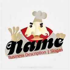 Online Recipe Book Creator Free Logo Creator Online Restaurant Chef Logo Template