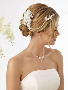 haarschmuck mit stoffblumen strass samyra haarschmuck elfenbeinfarben samyra fashion