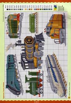 Train Chart Download Cross Stitch Patterns For Locomotives Crafts Pinterest